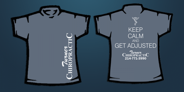 Chiropractor Shirts Stay Calm