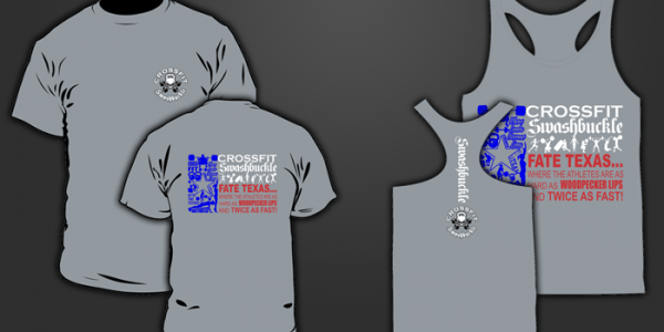 Crossfit Shirts and Tanks